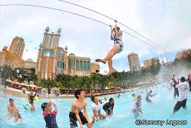 Sunway lagoon - Amusement Park